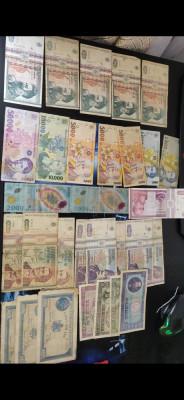 Lot 30 bancnote Romanesti foto