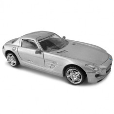 Masinuta Mercedes SLS, Scara 1:43 Gri