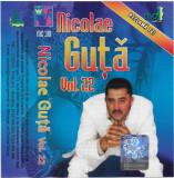 Caseta Nicolae Guță – Nicolae Guță Vol.22, holograma, Casete audio
