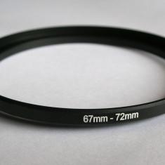Inel step up - foto reductie 67 - 72mm