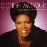 DIONNE WARWICK The Greatest Hits (cd)