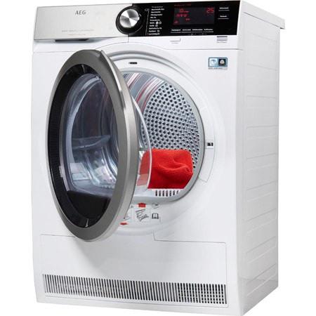 Uscator cu pompa de caldura AEG 9000 T9DE87685