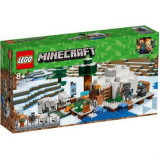 LEGO Minecraft Iglu Polar 21142