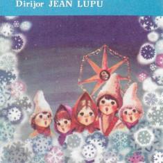 """Caseta Corul de copii """"Symbol"""" Dirijor Jean Lupu – Iată Vin Colindătorii"""
