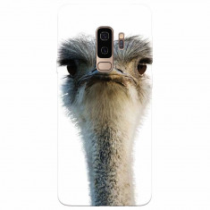 Husa silicon pentru Samsung S9 Plus, Emu