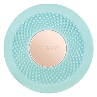 UFO Mini Dispozitiv de tratament facial Verde menta foto