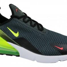 Pantofi sport Nike Air Max 270 AQ9164-005 pentru Barbati, 41, 42, 42.5, 43, 44, 44.5, 45, 45.5, 46, 47, Negru