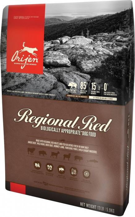 Orijen Red 11.4 kg + recompense Tail Swingers 100 g