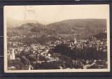 SIGHISOARA  CIRCULATA  1937   STAMPILA   TREN