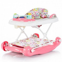 Premergator Copii Chipolino Lilly 3 in 1 - Pink