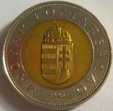 Moneda bimetal 100 FORINTI - UNGARIA, anul 1996 *cod 2312 A, Europa