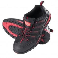 Pantofi piele Lahti Pro, tesatura cauciuc, marimea 46