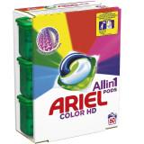 Detergent capsule Ariel All in One PODS Color, 60 spalari