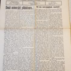 ziarul poiana campina iulie 1928-anul 1,nr. 7-fundatia culturala regele mihai 1