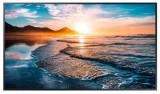 Display Profesional LED Samsung 43inch LH43QHREBGCXEN, UHD (3840 x 2160), DVI, HDMI, DisplayPort, WiFi (Negru)