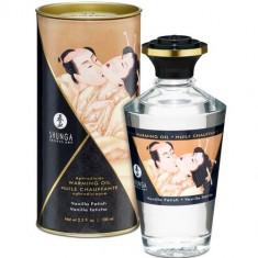 Ulei afrodisiac Shunga cu aroma vanilie 100ml