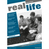 Real Life Global Intermediate Workbook & Multi-ROM Pack - Patricia Reilly