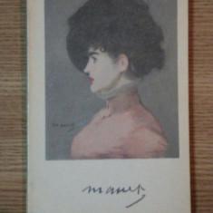 MANET de JEAN LEYMARIE