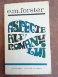 Aspecte ale romanului- E. M. Forster