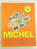 RWX 55 - CATALOG FILATELIC - MICHEL - GERMANIA 2007