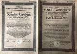 12.5 Reichsmark titlu de stat Germania 1926