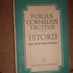 Istorii / anul celor patru imparati 418paginian 1992- Tacitus