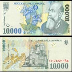 Romania 1999 - 10.000 lei UNC
