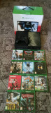 Xbox One + 11 Jocuri - Gta 5, Battlefield, Gears of War
