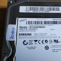 HDD PC Samsung 320Gb Sata Samsung Santinel 100 % #70101