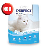 Nisip silicat, Perfect SiliCat, Natural, 7.6 L