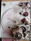 Sistem mecanic pick-up aparat radio Traviata