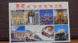 ITALIA - ROMAA - 7 FOTOGRAFII CU CLADIRI MONUMENT SI PICTURI - NECIRCULATA ., Fotografie