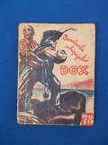 AVENTURILE ECHIPAJULUI DOX , NR. 78 , I.G. HERTZ , 1934