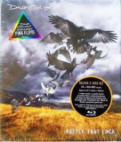 David Gilmour Rattle That Lock Boxset 5.1 mix (cd+dvd)