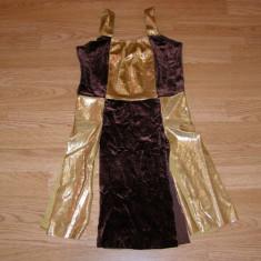 costum carnaval serbare rochie dans balet cavalerita pentru copii de 6-7 ani