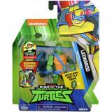 Figurina Testoasele Ninja, Leonardo Battle Shell