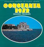 Melodii Premiate - Concursul National De Muzica Usoara Constanta 1972 (Vinyl)