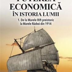 Puterea economica in istoria lumii Vol. I | Stefan Masu