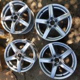 "Jante Alutec Grip 17"" 5x108, Ford, Volvo, 7,5"