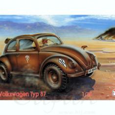 + Macheta 1/35 CMK 35013 - Volkswagen Beetle Afrika korps +