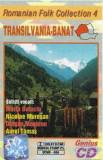 Caseta Orchestra Paraschiv Oprea–Romanian Folk Collection 4 - Transilvania-Banat