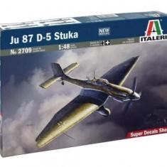 Macheta Auto Italeri, Junkers Ju-87 D-5 STUKA 1:48