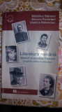 Literatura română eseuri și analize literare, pregătire pentru bacalaureat,2005