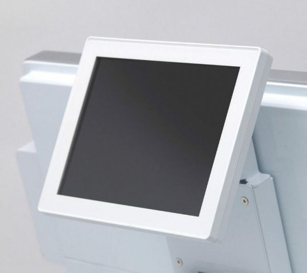 Customer Display 4POS, Atasabil, Display 8inch 800 by 600 Touchscreen