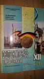 Limba germana. Manual pentru clasa a 12-a - Ida Alexandrescu, Kristine Lazar