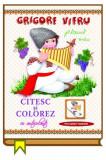 Citesc și colorez cu autocolante. Plaiul meu