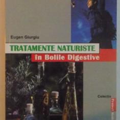 TRATAMENTE NATURISTE IN BOLILE DIGESTIVE, 2007