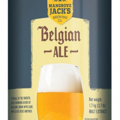 Mangrove Jack's International Belgian Ale 1.7 kg - kit bere de casa 23 litri, Blonda