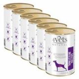 4Vets Natural Veterinary Exclusive GASTRO INTESTINAL 6 x 400 g