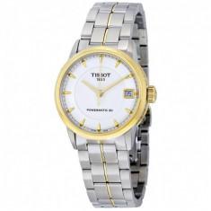 Ceas de damă Tissot Luxury T086.207.22.261.00 / T0862072226100